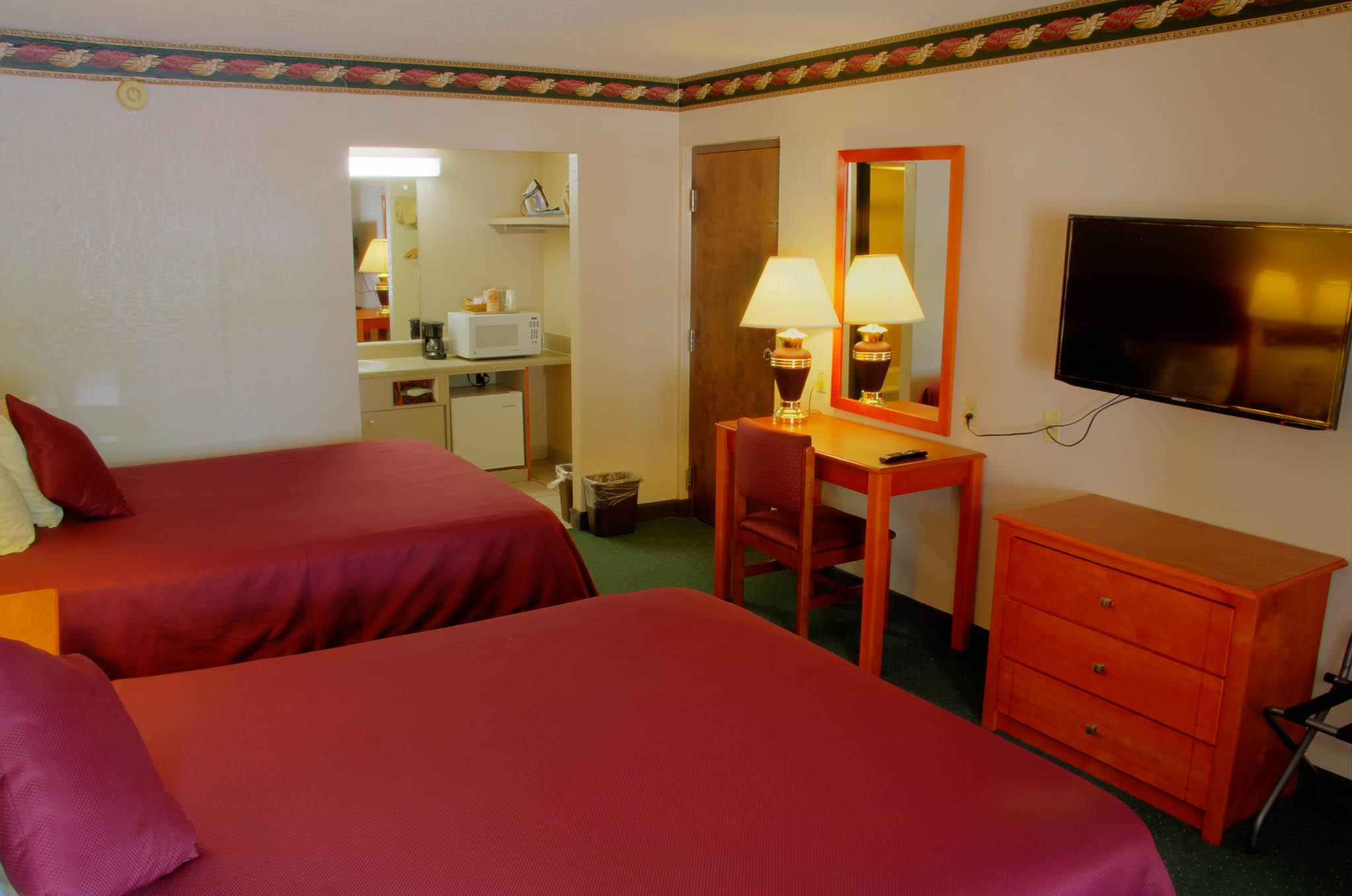 two bedroom efficiency