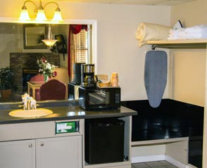 Gatlinburg Hotel Room Amenities
