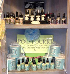 Purchase Poo-pourri Products at Verbenas Gatlinburg